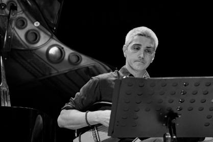 Evandro Correa, Guitarra
