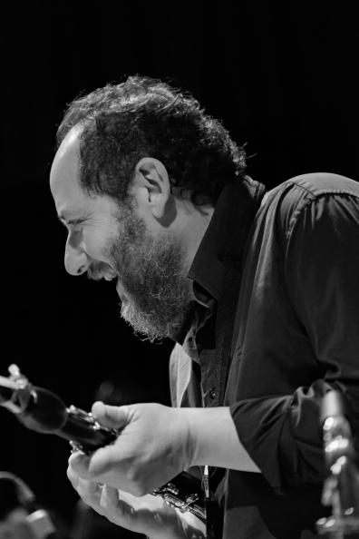 Xavi Molina, Saxo i clarinet