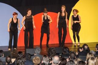 Les Síxters. Entrega dels premis Carles Rahola, Auditori de Girona